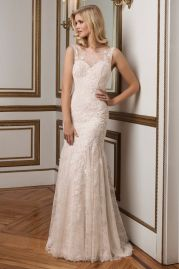 Justin Alexander Wedding Dress 8828