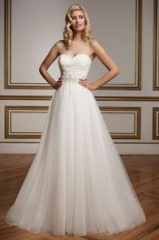 Justin Alexander Wedding Dress 8829
