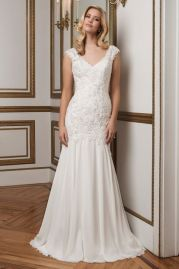 Justin Alexander Wedding Dress 8834