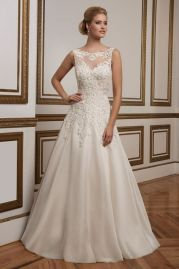 Justin Alexander Wedding Dress 8835
