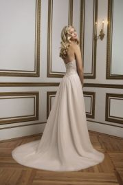 Justin Alexander Wedding Dress 8836 Back