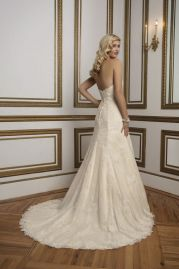 Justin Alexander Wedding Dress 8839 Back