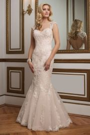 Justin Alexander Wedding Dress 8841