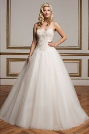 Justin Alexander Wedding Dress 8842