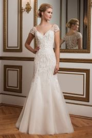 Justin Alexander Wedding Dress 8846