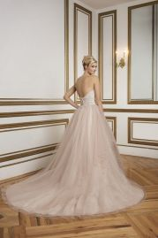 Justin Alexander Wedding Dress 8847 Back