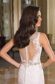 Justin Alexander Wedding Dress 8853