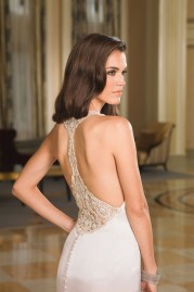 Justin Alexander Wedding Dress 8855