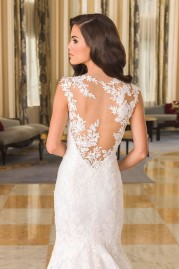Justin Alexander Wedding Dress 8858
