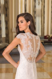 Justin Alexander Wedding Dress 8860