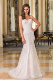 Justin Alexander Wedding Dress 8862