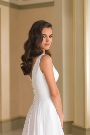 Justin Alexander Wedding Dress 8863