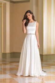 Justin Alexander Wedding Dress 8866