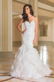 Justin Alexander Wedding Dress 8868