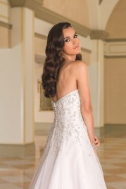 Justin Alexander Wedding Dress 8869