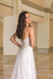 Justin Alexander Wedding Dress 8871