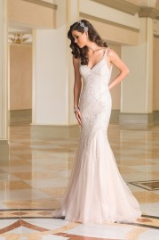 Justin Alexander Wedding Dress 8872