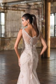 Justin Alexander Wedding Dress 9825