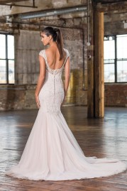 Justin Alexander Wedding Dress 9828