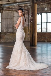 Justin Alexander Wedding Dress 9829