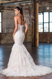 Justin Alexander Wedding Dress 9830