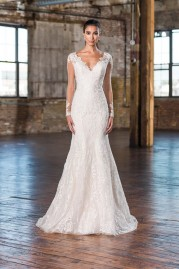 Justin Alexander Wedding Dress 9831