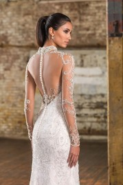 Justin Alexander Wedding Dress 9832