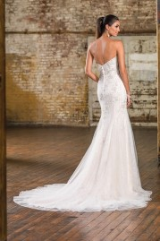 Justin Alexander Wedding Dress 9836