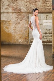 Justin Alexander Wedding Dress 9839