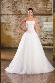 Justin Alexander Wedding Dress 9840