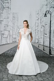 Justin Alexander Wedding Dress SS2017 8881F