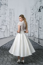 Justin Alexander Wedding Dress SS2017 8881