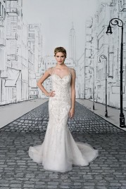 Justin Alexander Wedding Dress SS2017 8887