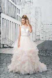 Justin Alexander Wedding Dress SS2017 8888