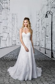 Justin Alexander Wedding Dress SS2017 8891