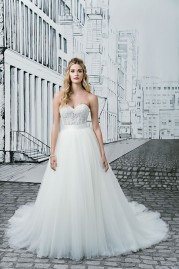 Justin Alexander Wedding Dress SS2017 8900