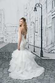 Justin Alexander Wedding Dress SS2017 8901