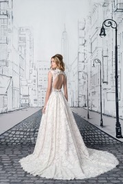 Justin Alexander Wedding Dress SS2017 8904F