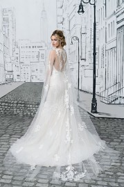 Justin Alexander Wedding Dress SS2017 8907