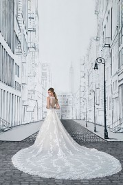 Justin Alexander Wedding Dress SS2017 8909