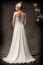 Lambert Creations Wedding Dress Courbet