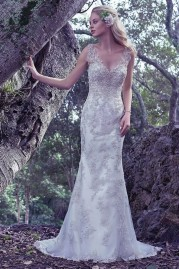 Maggie Sottero Wedding Dress Greer