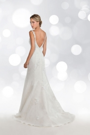 Orea Sposa Wedding Dress L738 Back