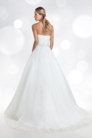 Orea Sposa Wedding Dress L739 Back