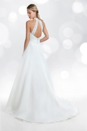 Orea Sposa Wedding Dress L740 Back