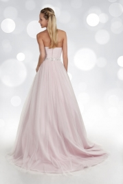 Orea Sposa Wedding Dress L741 Back