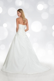 Orea Sposa Wedding Dress L742 Back
