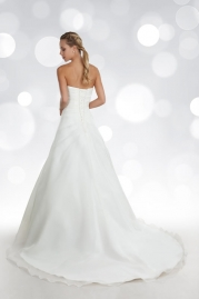 Orea Sposa Wedding Dress L743 Back