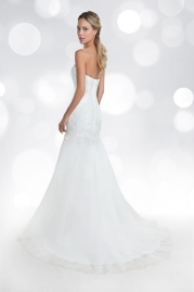Orea Sposa Wedding Dress L744 Back