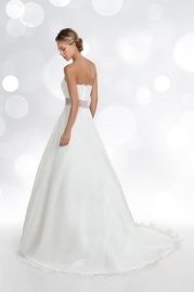 Orea Sposa Wedding Dress L745 Back